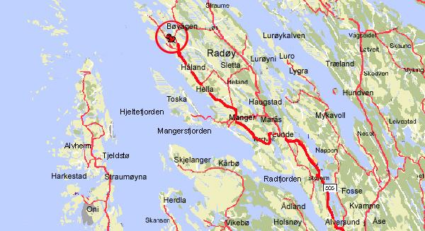 radøy kommune kart Kartside Radøy Kunstsenter radøy kommune kart